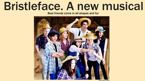 Bristleface Flyer 2012