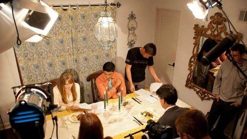 Dinner Scene 2 for Premarital Counseling
