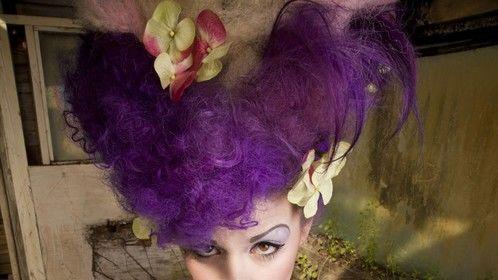 Makeup, hair, styling, set design