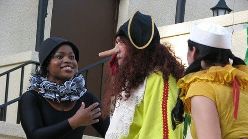 The Commedia Voyages of Sinbad by Lane Riosley