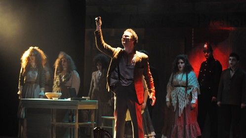The Legend of Sweeney Todd - The College Light Opera Company, Falmouth MA