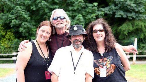 Mt Baker Blues Festival 2011 with Deep Creek Slim