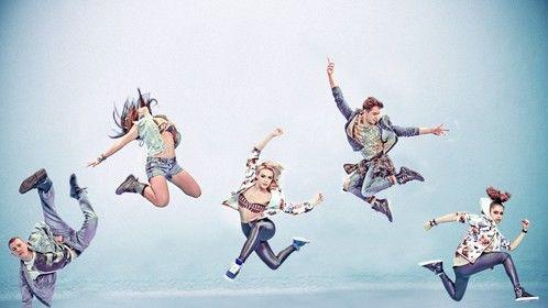 """Famous"" - Jump"