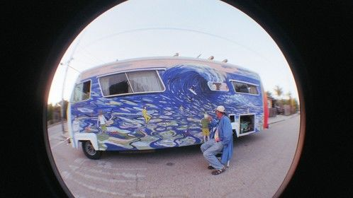 Burning Man RV (FISHEYE)