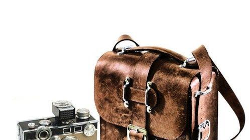 Kirkaldy Camera Bag