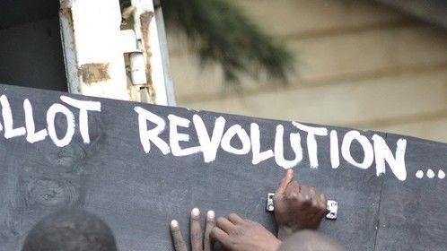 love protest Nairobi June 2012
