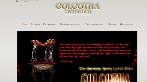 Golgotha, Version 1