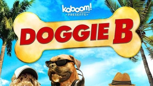 Doggie B USA theatrical release poster
