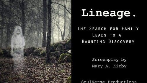 "A temporary representation of ""Lineage"" - full feature thriller."