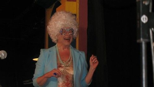 "Mrs Van de Vamp ""Desperate Housewives of Sedgwick County"""