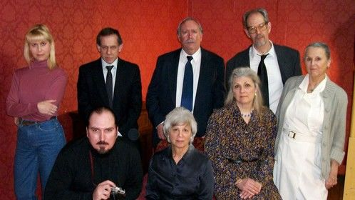 2012 - Ensemble Cast of Edward Albee's 'All Over'