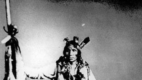 Little Crow (Taoyateduta-His Red Nation)), Great-Great Grandfather