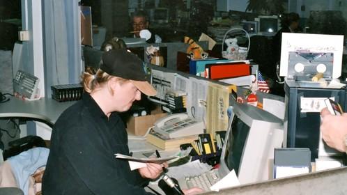 Vicki Bacon (2001) Sr. Video Producer at KPIX TV San Francisco