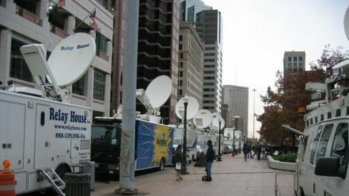 Uplink City for Presidential Election Results