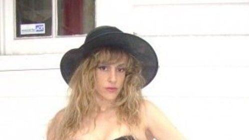 Stevie Nicks' look :)