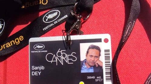 Cannes Badge