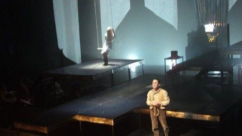 Anthony - Sweeney Todd, Cork Opera House 2011