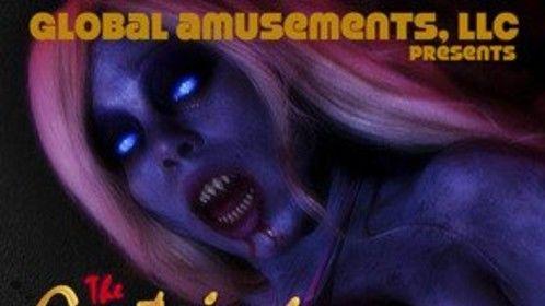 Ad art for The Gistring Horror