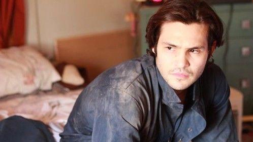 Adam, played by Mario Tineo