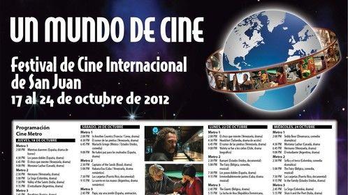 Festival de Cine Internacional de San Juan 2012