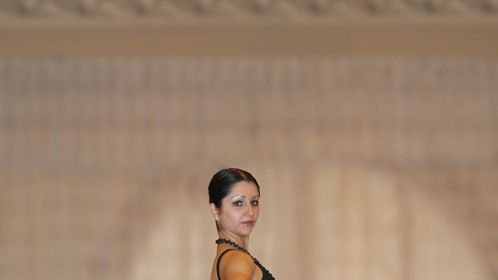 Olga Aru - International Ballerina