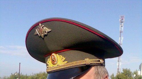 "Виктор Балабанов - генерал-майор Дёмин Геннадий Борисович ""Курсанты"""