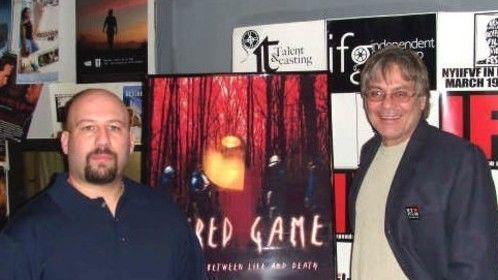 Sacred Game at the NY Int. Film Festival 2009, One award there