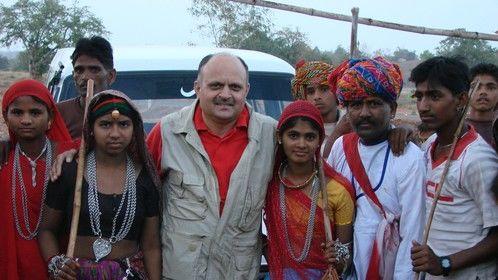 shooting on tribals