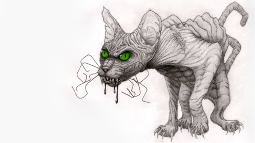 Pencil Illustration. See more at http://www.glyndavidson.co.uk
