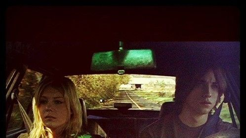 Gracie Gordon as Reagan and Jamie Layden as Clark - The Matter With Clark (2008)