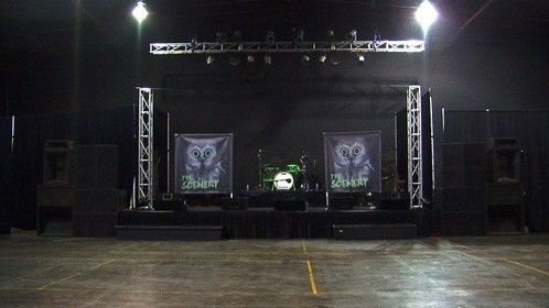 6400sf Sound Stage and Venue