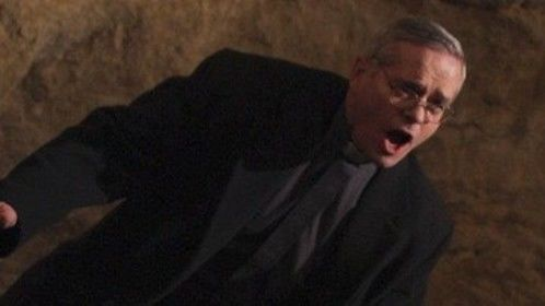 "Father Paul.  From the film ""A Glass of Demontrachet"""