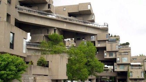Montreal Historic Condo Complex