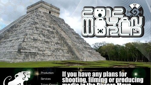 Any plans for shooting the winter solstice in the Riviera Maya??