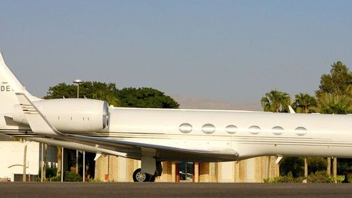 LONG RANGE JET FOR CHARTER FLIGHTS