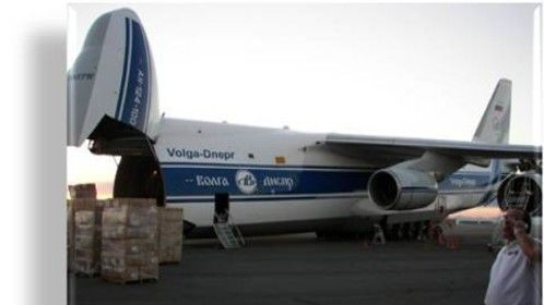Tons of Cargo