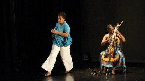 """My Mother's Feet""-Marlies Yearby, Nioka Workman"
