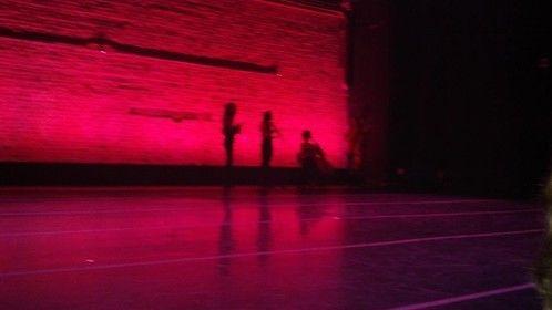 Nu American- Joffrey Ballet   (summer 2012)