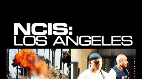 NCIS LOS ANGELES filming