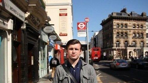 The London Brownie...