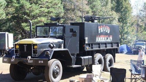 Replica Viet Nam Gun Truck