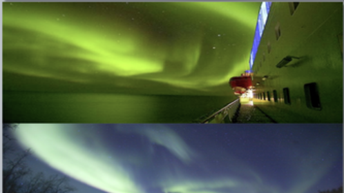 Aurora Research Images