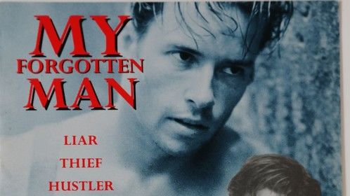 """MY FORGOTTEN MAN"" starring Guy Pearce, Steven Berkoff, John Savage, Claudia Karvan. Now available in itunes movies."