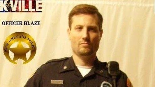 K*Ville [FOX] - Officer Blaze