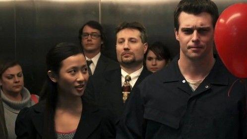 The Terror Experiment - Elevator Passenger