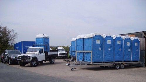 Single toilets, showers, urinals, centraltoilethire.co.uk