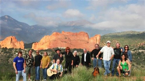 """Positively Pikes Peak - The Pikes Peak Region Sings Bob Dylan"" wins BEST ALBUM in the Colorado Springs Independent 2011"