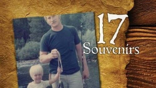 """17 Souvenirs"" album cover 2010"