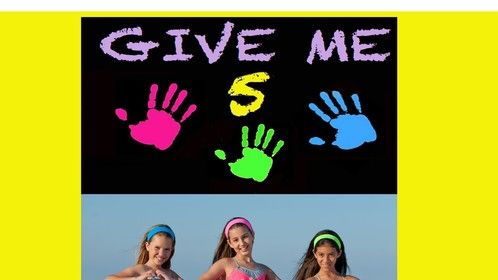 Give me Five Group