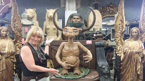 Me and E.T.